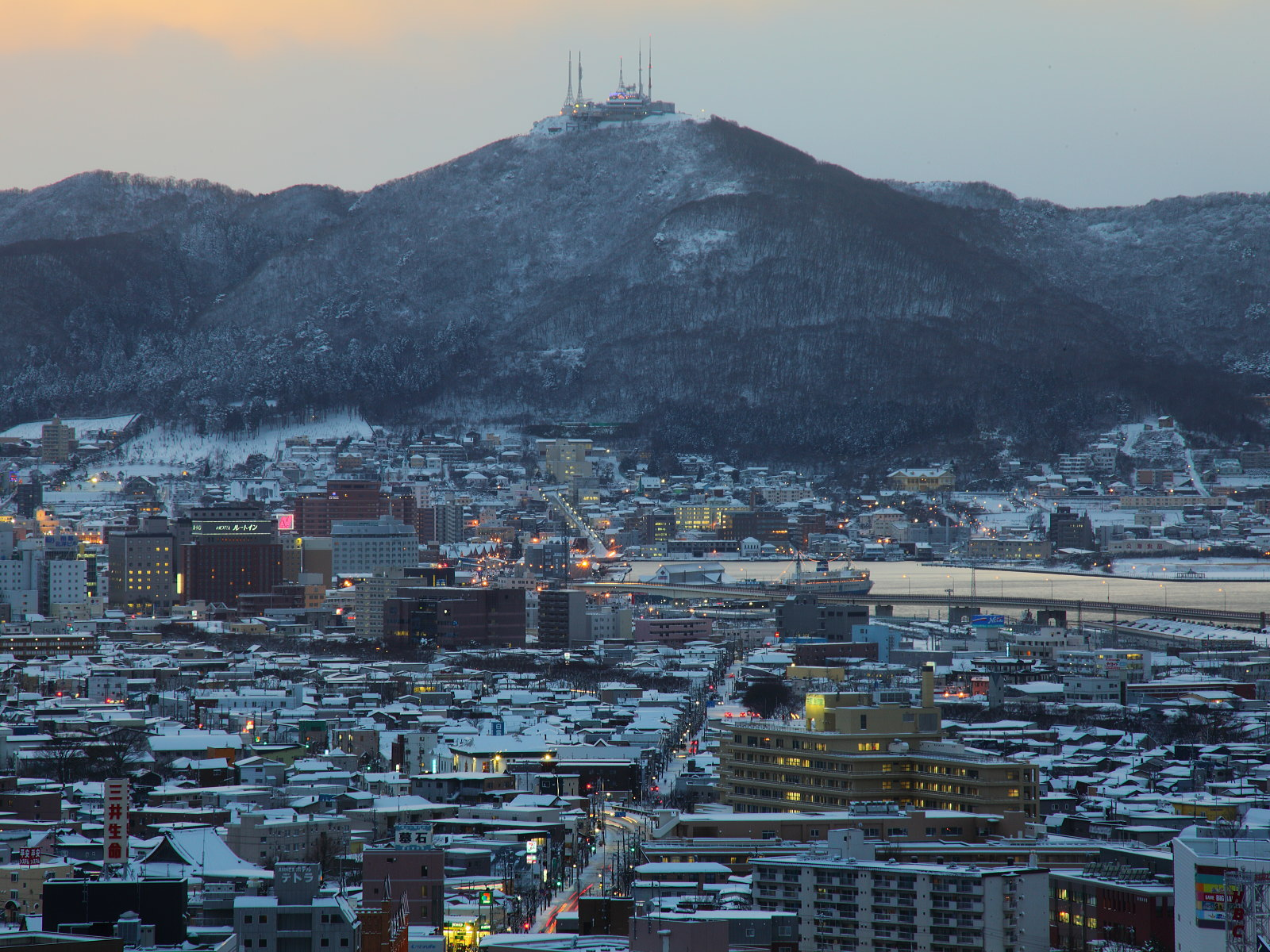 Hakodate Japan  City pictures : Hakodate Japan SkyscraperCity