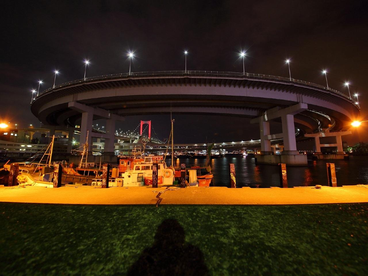 2020東京オリンピック招致カラー (RainbowBridge Olympic 2020 TOKYO)