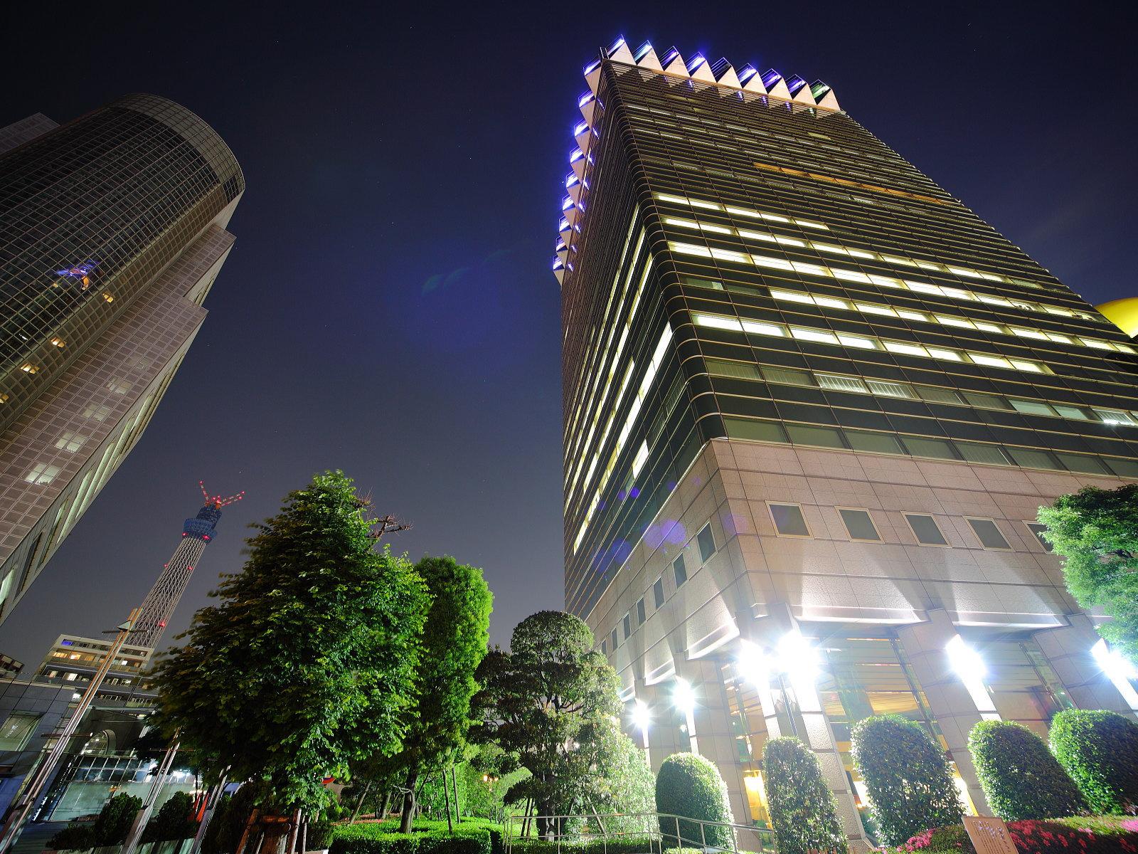 東京スカイツリーの写真 夜景無料壁紙 東京の夜景写真壁紙を無料でダウンロード